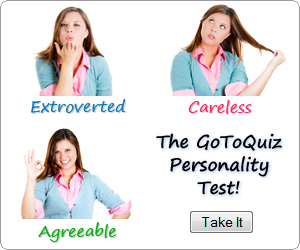 Personality Test (Big Five)