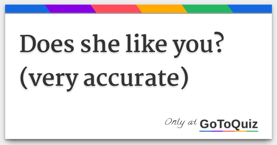 Does he like me more than a friend quiz accurate