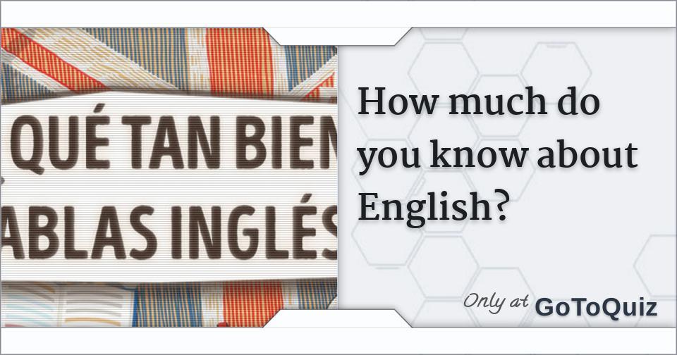 Kann ich dich kennenlernen englisch