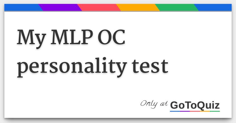 Mlp Test