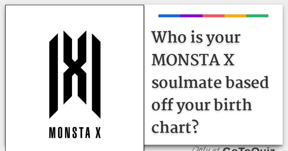 Monsta x dating quiz