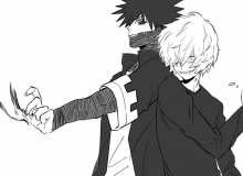Who's is your My Hero Academia Villain Boyfriend?